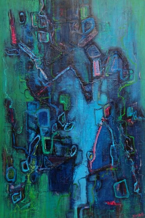 Sandy Campbell - Entanglement